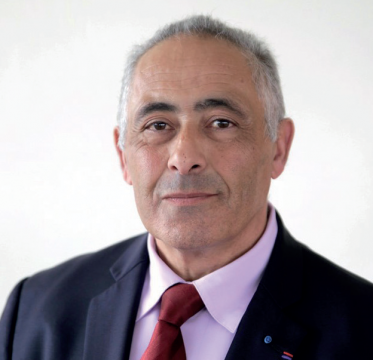 Mansour Zoberi