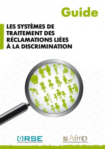 Les systèmes de traitement des réclamations liées à la discrimination