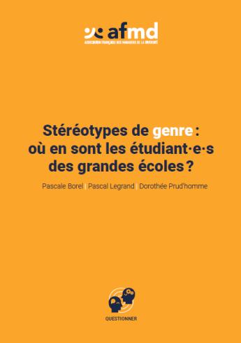 Stéréotypes de genre : où en sont les étudiant.e.s des grandes écoles ?