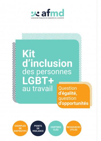 Kit d'inclusion des personnes LGBT+ au travail : Question d'égalité, question d'opportunités