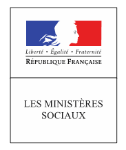 MINISTÈRES SOCIAUX